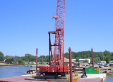 Walsh Barge Crane Stability Analysis - Genesis Structures