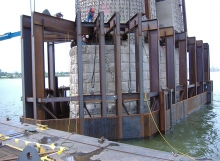 Huey P. Long Bridge - Genesis Structures