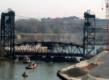 West Third Lift Bridge Replacement - Genesis Structures