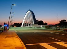 Main Street Replacement Bridge - Genesis Structures