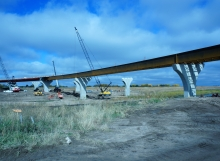 I-235 Flyover Bridges