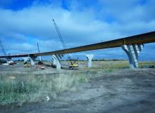 I-235 Flyover Bridges