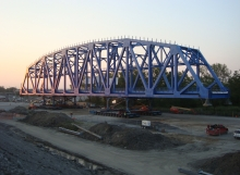 Torrence Avenue Truss